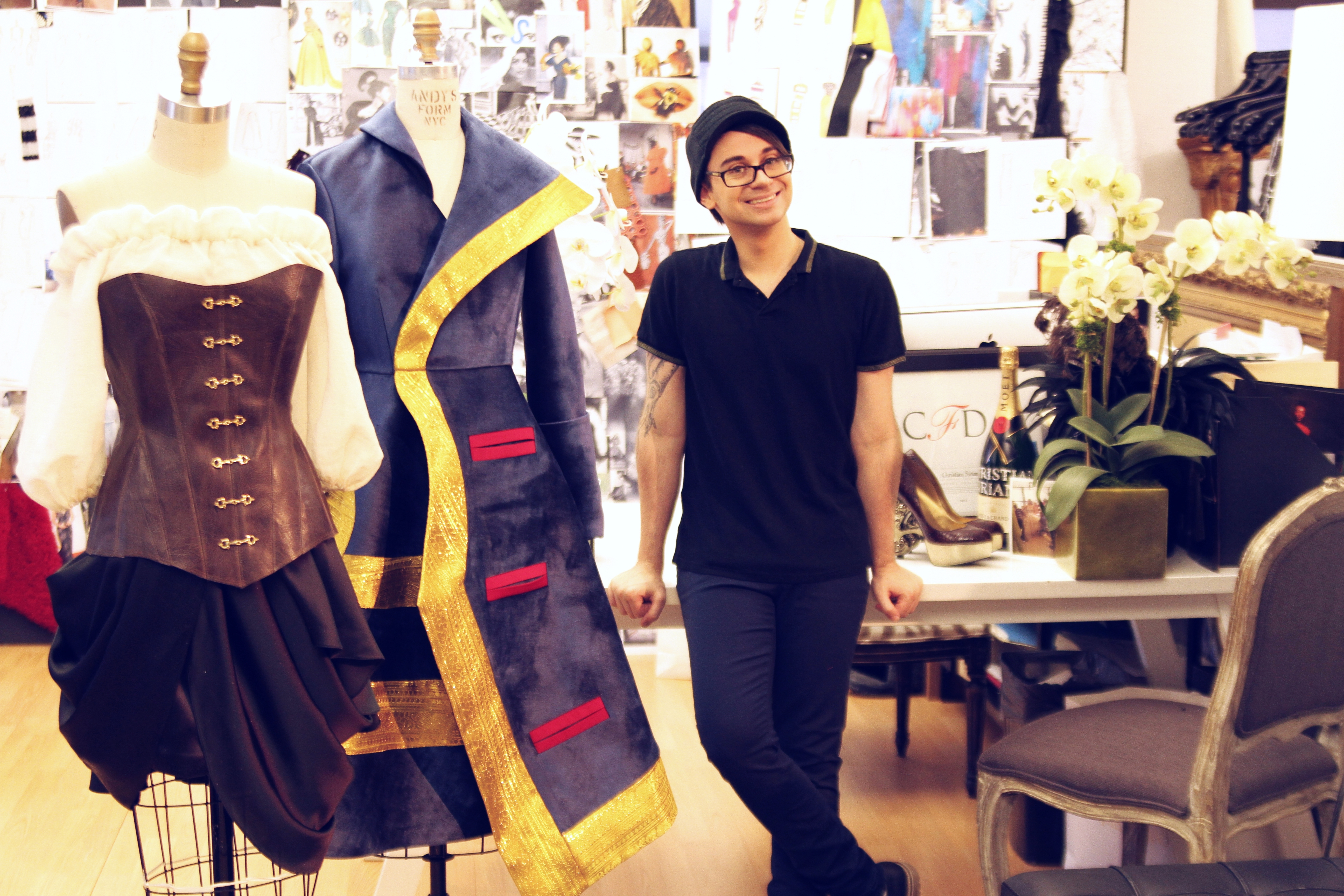 Photo Credit Brad Walsh  sc 1 st  Thehotzoneusa.com & THZ Exclusive: Christian Siriano Talks About Zarinau0027s Look And Style ...