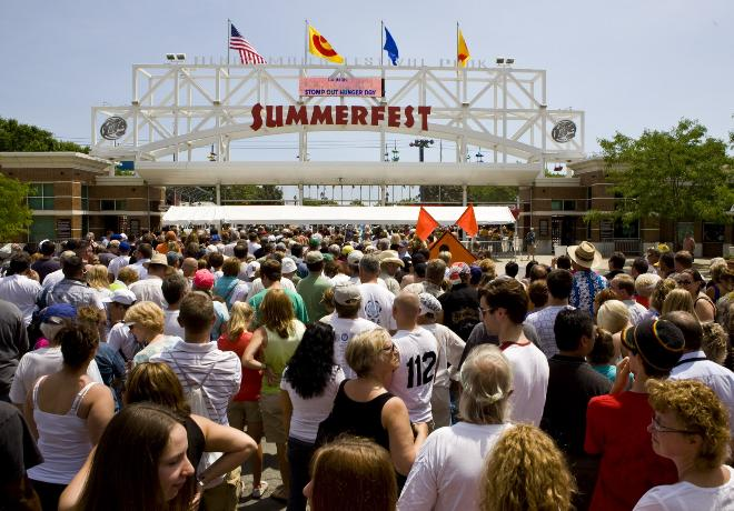 Summerfest 2015 Lineup Announced | The Hot Zone