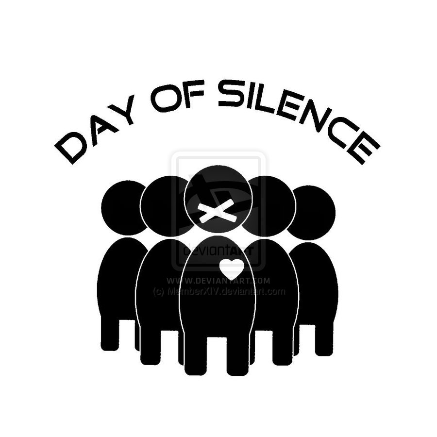 from Brycen gay day of silence