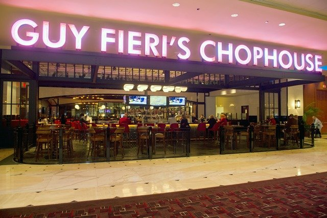 Guy Fieri's. Credit: Caesars Atlantic City