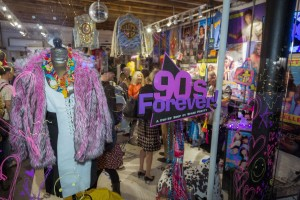 90s Forever Pop Up Shop